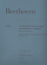 Fantasie c-Moll op.80- Beethoven | Breitkopf