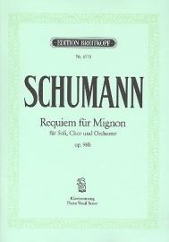 Requiem für Mignon op.98b- Schumann | Breitkopf