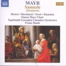 Samuele - Johann Mayr | CD