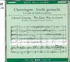Bach - Messe h-Moll BWV232  | BAS | Oefen CD