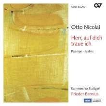 Psalmen - Otto Nicolai | CD