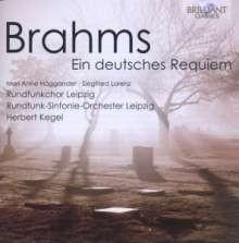 Ein Deutsches Requiem op.45- Brahms | CD