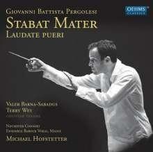 Stabat Mater - Pergolesi   CD