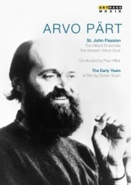 Arvo Pärt. A Portrait + St Jon Passion | DVD