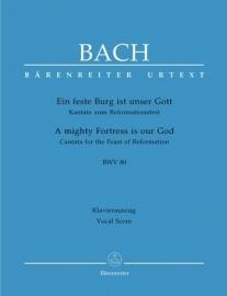 Ein feste Burg ist unser Gott , Kantate 80 BWV80- Bach | Barenreiter