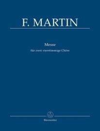 Messe - Frank Martin | Barenreiter