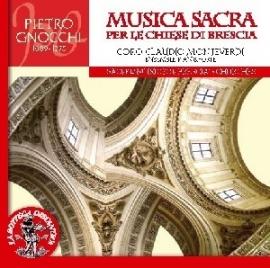 Messen in D-dur & F-dur - Pietro Gnocchi   CD