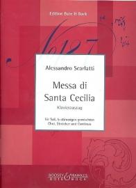 Messa di Santa Cecilia - Alessandro Scarlatti
