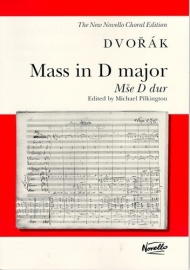MASS D MAJOR OP.86- Dvorak | Novello