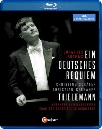 Brahms -Deutsches Requiem  - Blu-Ray
