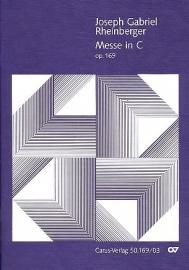 Messe C-Dur op.169 - Rheinberger