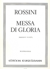 Messa di Gloria - Rossini | Kunzelmann