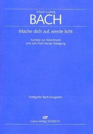 Mache dich auf werde Licht | Johann Ludwig Bach
