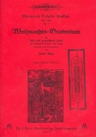 Weihnachtsoratorium op.5 - Müller
