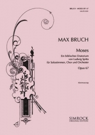 Moses op.67 - Max Bruch
