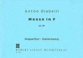 Messe F-Dur op.49 - Diabelli