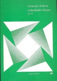 Liebeslieder-Walzer op.52 - Brahms | Carus