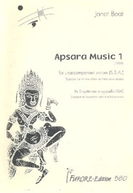 Beat, Janet - Apsara Music 1 | vrouwenkoor