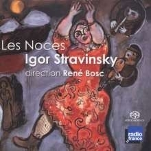 Les Noces (1923)- Strawinsky | CD