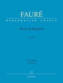 Messe de Requiem op.48 - Fauré | Barenreiter