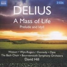 A Mass of Life - Frederick Delius | CD