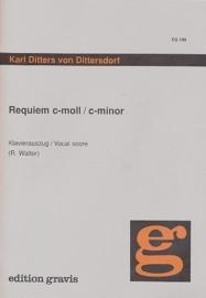 Requiem c-Moll - Ditters von Ditterdorf