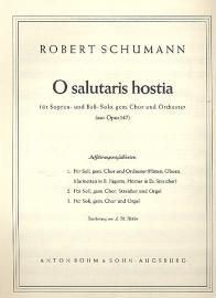 O salutaris hostia- Schumann