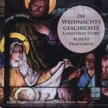 Historia der Geburt Christi SWV 435- Schütz | CD