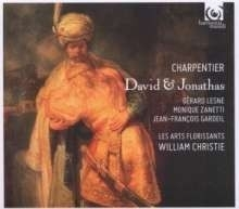 David & Jonathas - Charpentier | CD