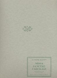 MISSA SANCTAE CAECILIAE- Haydn   Universal
