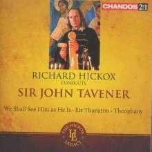 We shall see him as he is -  John Tavener | CD