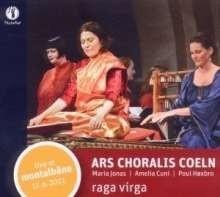 Ars Choralis Coeln - Riga Virga | CD