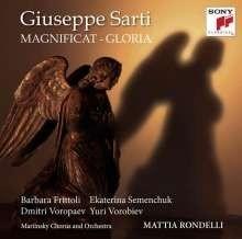 Magnificat - Giuseppe Sarti | CD