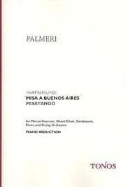 Misa a Buenos Aires - Palmeri
