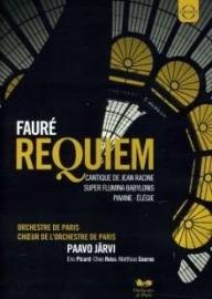 Requiem Fauré en nog diverse werken van Fauré | DVD