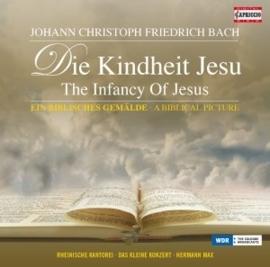 Die Kindheit Jesu - JCF Bach - CD