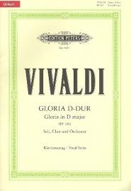 Gloria D-Dur RV589 - Vivaldi | Peters