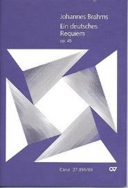 Ein Deutsches Requiem op.45- Brahms | Carus