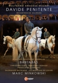 Davide Penitente |Mozart's Davide penitente op de paardenrijschool in Salzburg