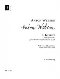 KANTATE NR. 1- Anton von Webern