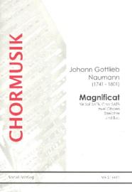 Magnificat - Naumann