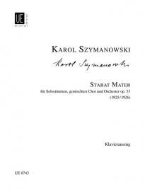 Stabat mater op.53  - Szymanowski