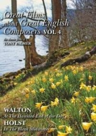 Great English Composers Vol. 4 - Walton & Holst | DVD