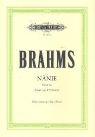 Nänie op.82 -Brahms | Peters