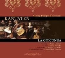 Advents & Weihnachtskantaten - Telemann | CD