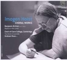 Choral Works - Imogen Holst | CD