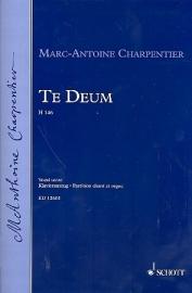 Te Deum H146 - Charpentier | Schott
