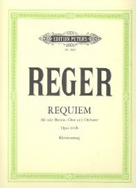 Requiem op.144b - Reger | Peters