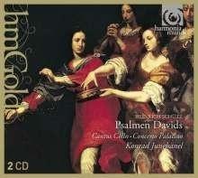 Psalmen Davids SWV 22-47 - Schütz | CD