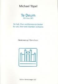 Te Deum - Michael Töpel